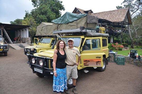 Twiga Lodge: Paul & Erica