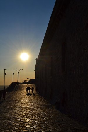 Montjuic Castle: Fachada del Castillo