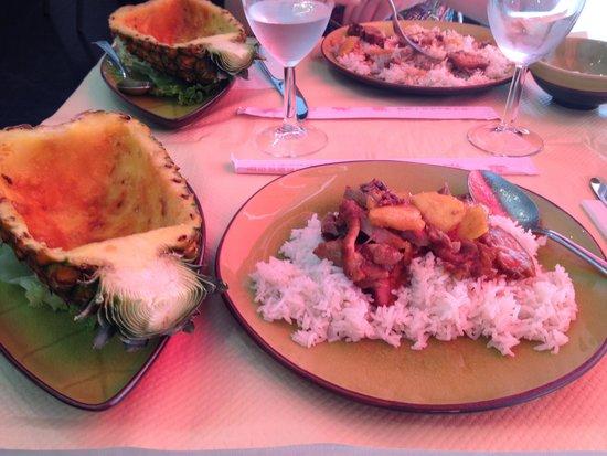 PARADIS THAI : Thai Food