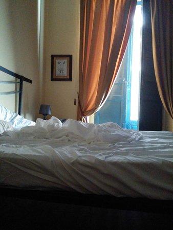 Hotel Etnea 316: Am Morgen