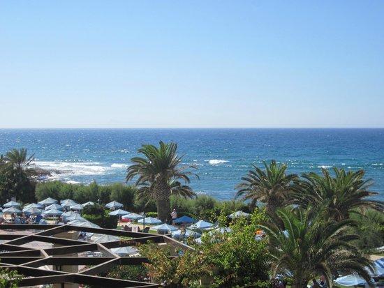 Creta Star Hotel : La mer