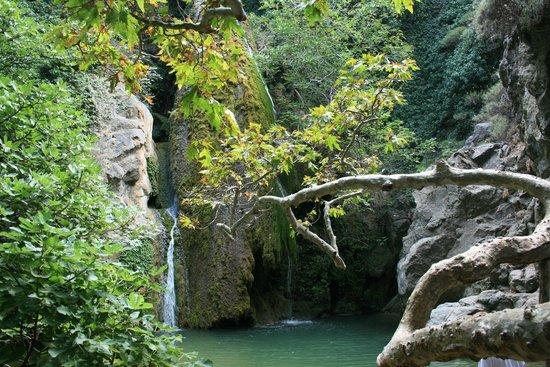 Ручей - Picture of Richtis Gorge, Sitia - TripAdvisor