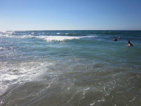 Creta Star Hotel : La mer sublime