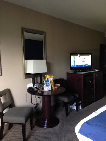 Holiday Inn Express Crystal River: room
