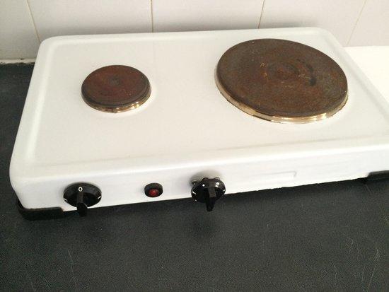 Haridimos Apartments: cucinino