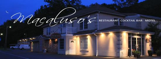 ‪Macaluso's Restaurant and Cocktail Bar‬