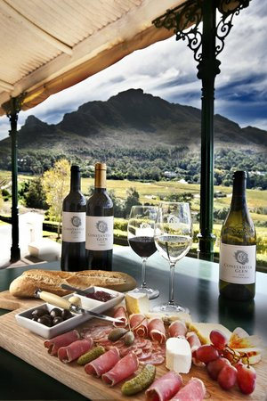 Constantia Glen Winery