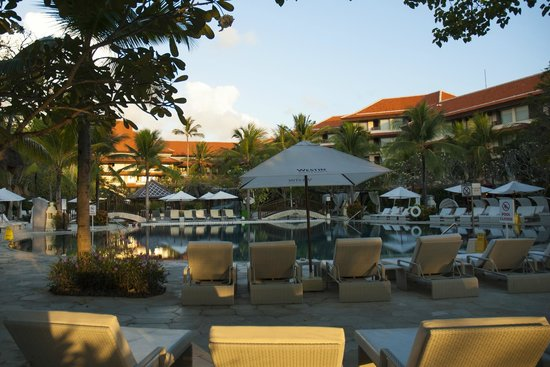 The Westin Resort Nusa Dua, Bali: Pool area