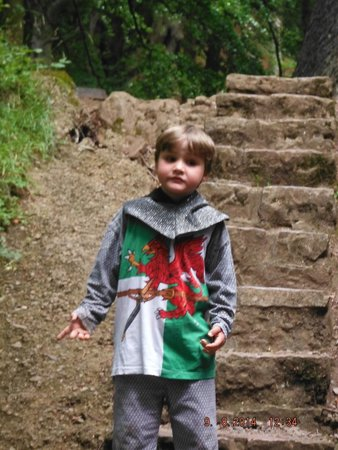 Castell Coch: DOWN ERE