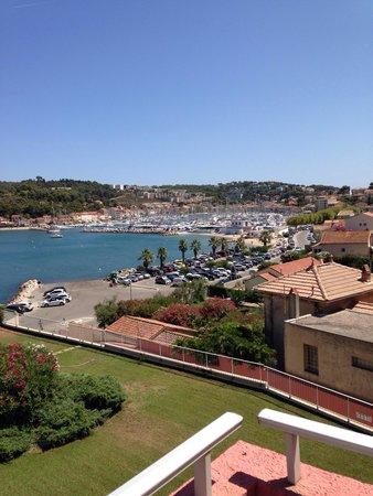 Maeva Residence Les Jardins de la Cote d'Azur: Vue du port