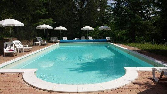 Agriturismo Casa Branca: La splendida piscina