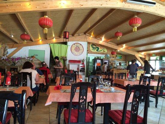 La terrasse du dragon jard sur mer restaurant avis for Jard sur mer restaurant