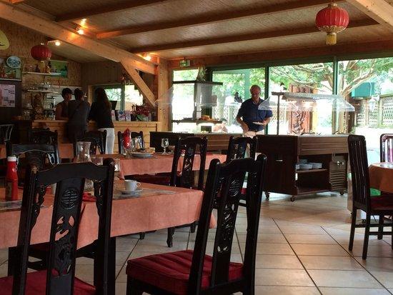 2 picture of la terrasse du dragon jard sur mer for Jard sur mer restaurant