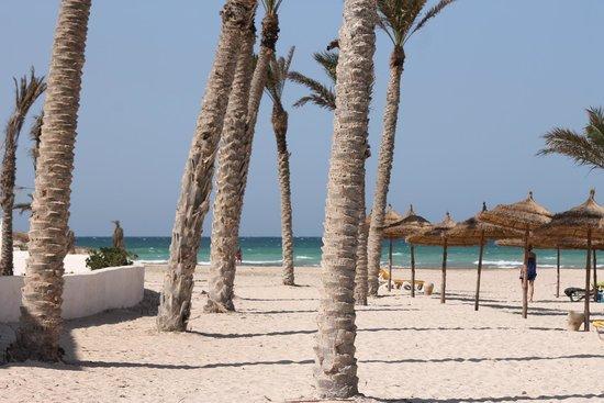 Club Diana Rimel Djerba: Spiaggia non male