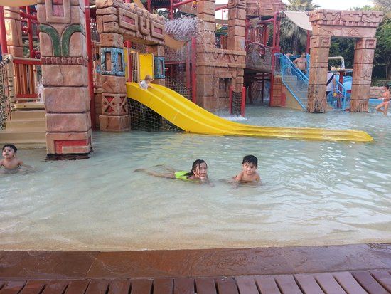 Aquaventure Waterpark: Kiddie fun