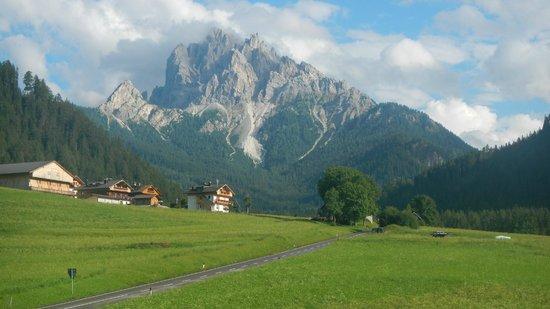 Tuscherhof: Veduta dalla nostra camera