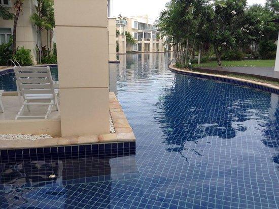Blue Lagoon Resort Hua Hin: Fantastic lagoon pool