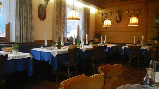 Tuscherhof: Sala da pranzo