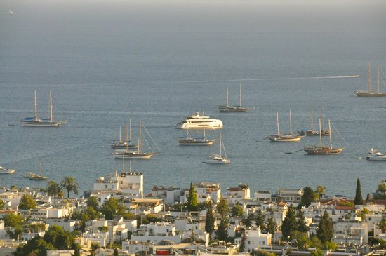 The Marmara, Bodrum : Another view from the room