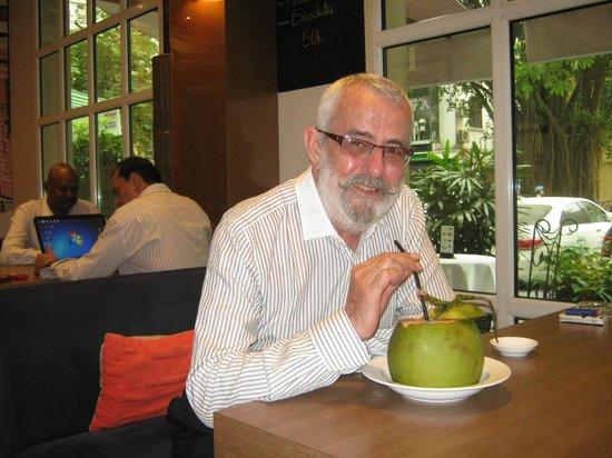 Mercure Hanoi La Gare Hotel : Good service, great breakfast