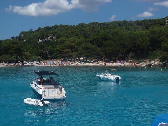 Valentin Star Hotel: Boat trip