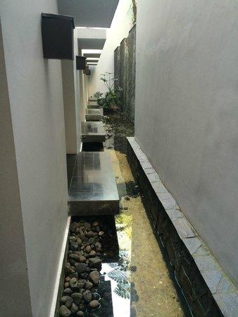 Padma Hotel Bandung: 5th floor
