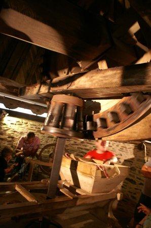 Le Moulin de Moidrey: 2ème étage
