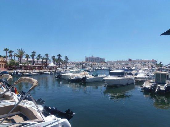 Valentin Star Hotel: The Marina
