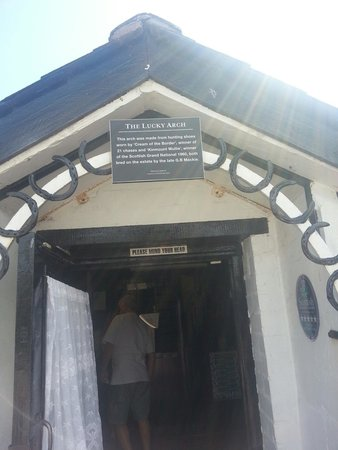 Famous Blacksmiths Shop: Museum entrance