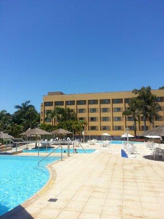 Mabu Thermas Grand Resort: Piscina do Hotel
