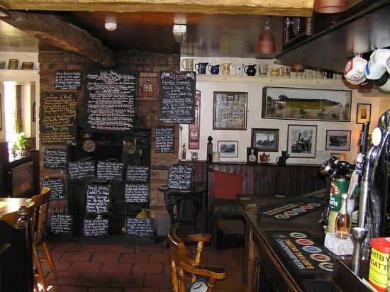 The Postgate Inn: The Menu