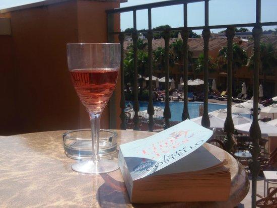 Valentín Star Hotel: Balcony