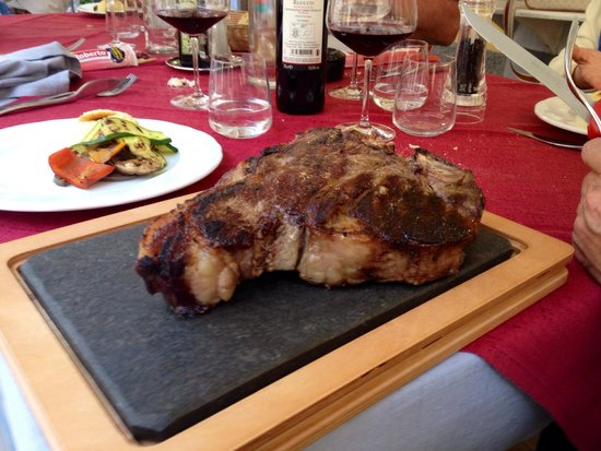 La Taverna Babale: Bisteccona!! Di chianina
