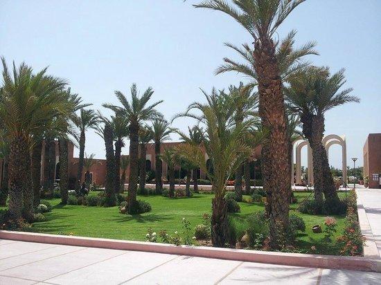 Kenzi Club Agdal Medina: jardin