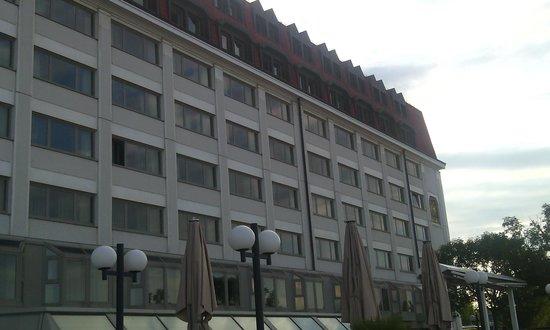 Hilton Vienna Danube Waterfront: l'Hôtel