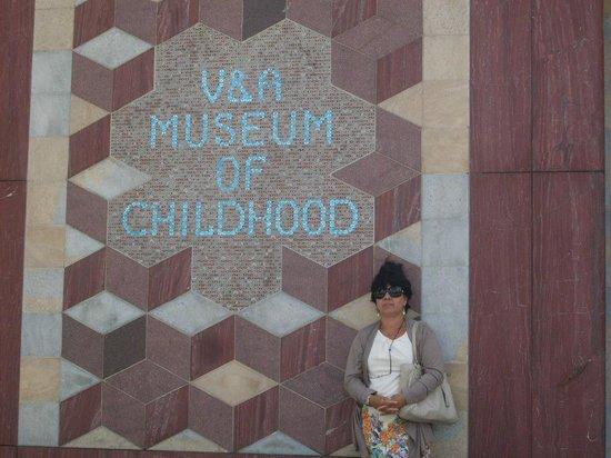 V&A Museum of Childhood : Entrada do museum