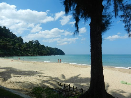 Khaolak Bayfront Resort Hotel Khao Lak: Strand