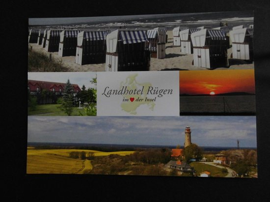 Landhotel Rugen: Landhotel Rügen