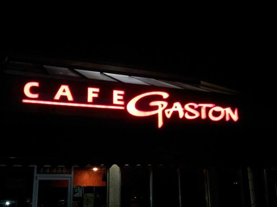 Gaston's French American Bistro : Logo