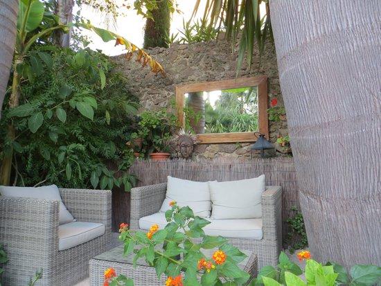 Residence Veles Plage: quiet corner