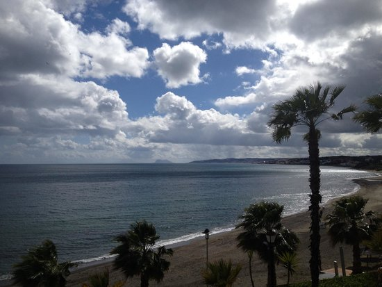 H10 Estepona Palace: View from room