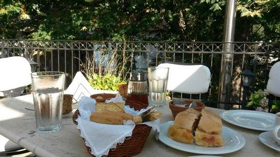 Atrapos Hotel: Μια ιδέα απο το πρωϊνό