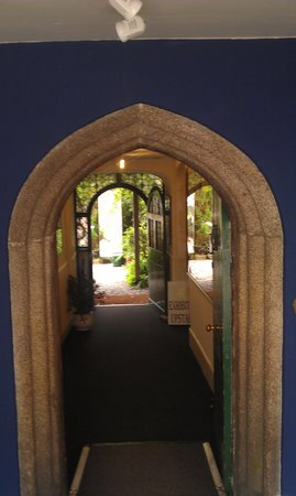 Liskeard, UK: From the front door inwards