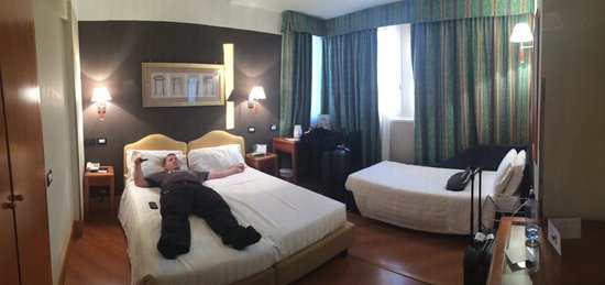 BEST WESTERN Hotel Spring House : Nice room