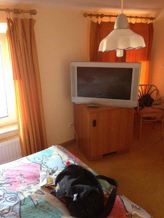 Am Ostseegarten: Schlafzimmer