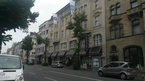 BEST WESTERN Savoy Hotel: Best Western Savoy Düsseldorf