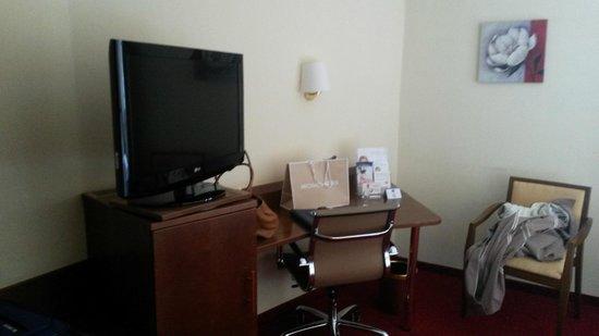 BEST WESTERN Savoy Hotel: Doppelzimmer mit zwei Einzelbetten