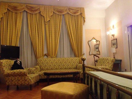 Hotel Tornabuoni Beacci : room