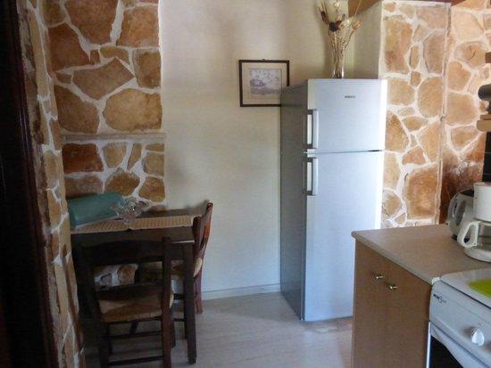 AnnaView Apartments : Keuken