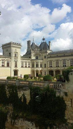Château de Brézé : Chateau Brézé